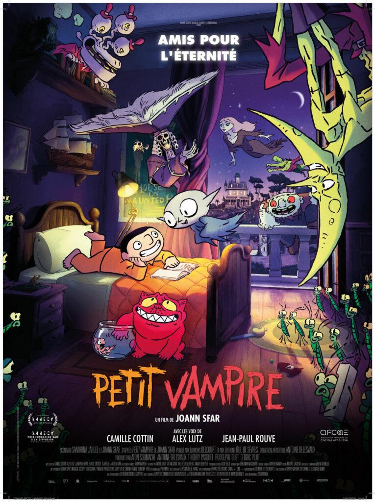 Petit vampire - de JOANN SFAR