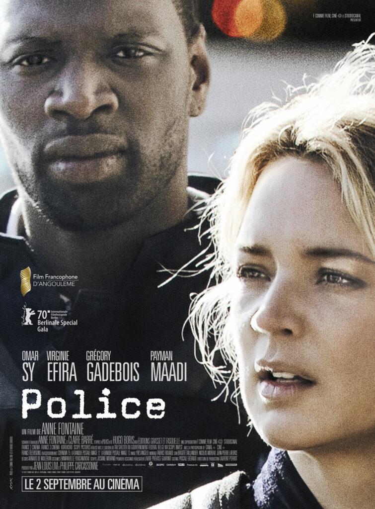 Police - de ANNE FONTAINE