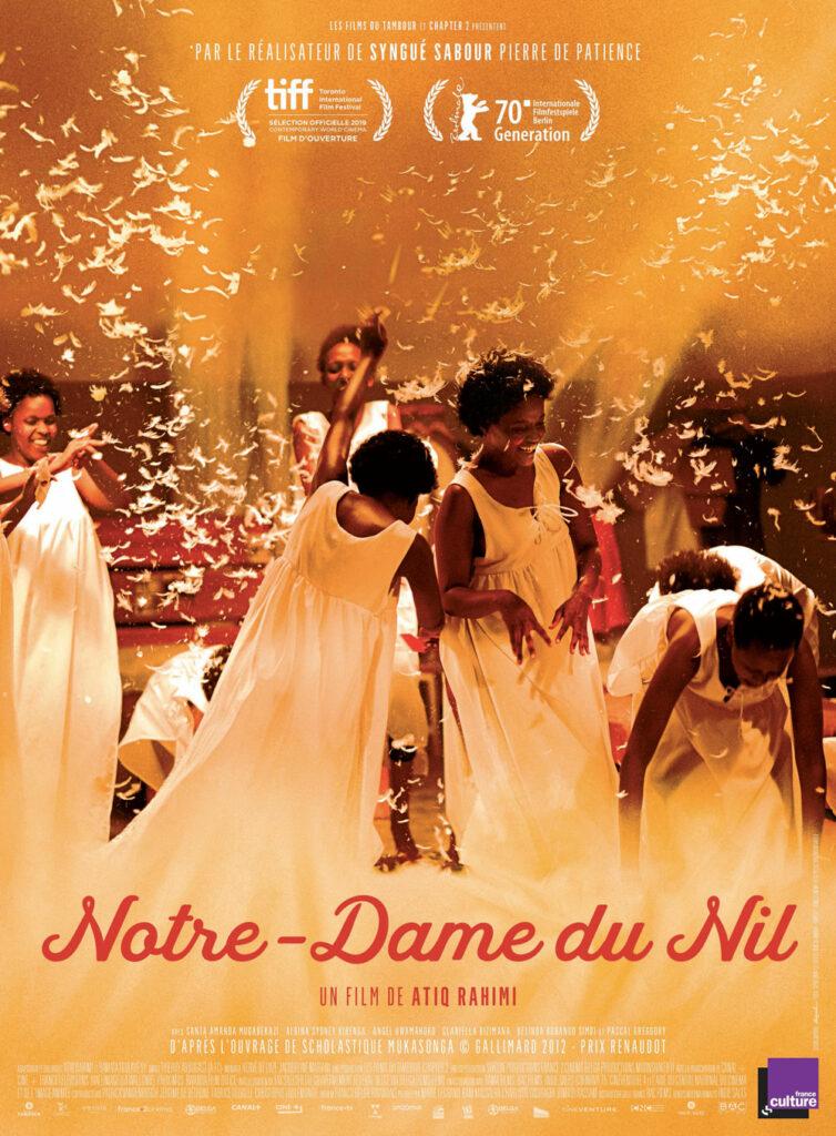 Notre Dame du Nil - de ATIQ RAHIMI