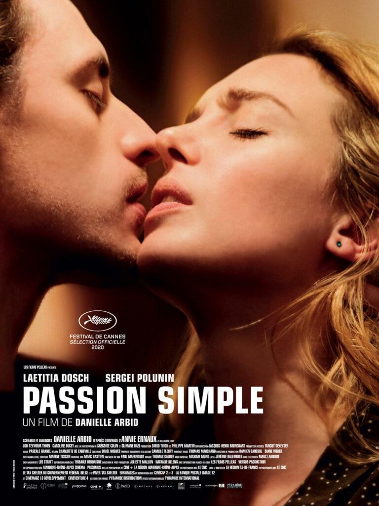 Passion Simple - de DANIELLE ARBID