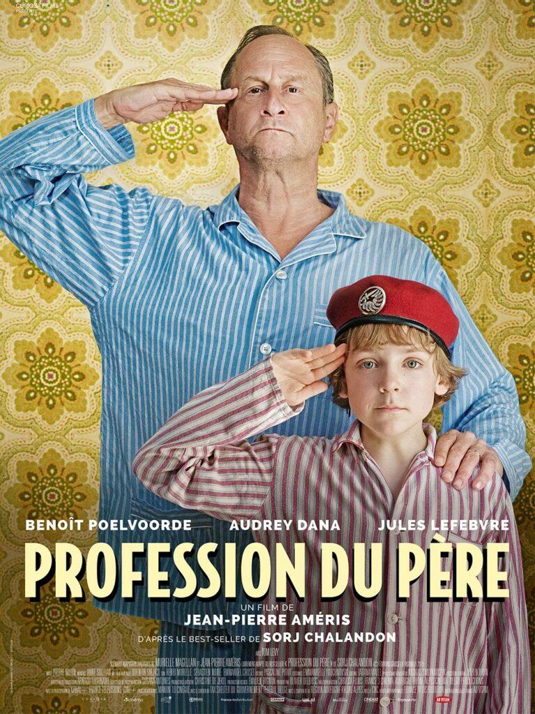 Profession du Père - de JEAN-PIERRE AMÉRIS