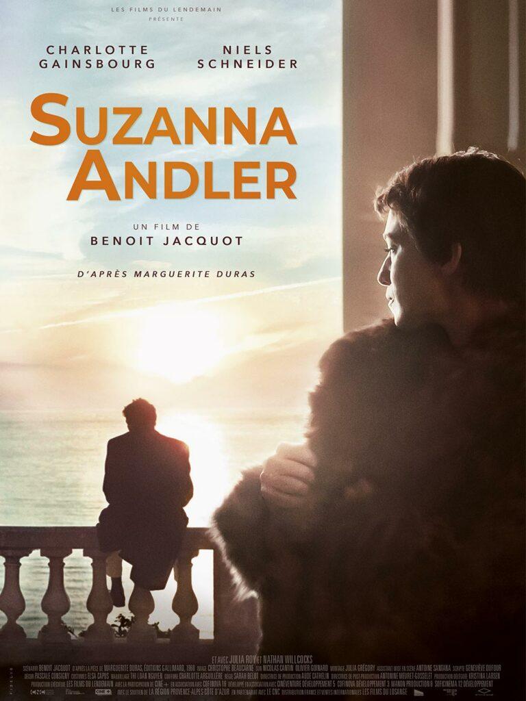 Suzanna Andler - de BENOIT JACQUOT